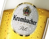 Krombacher Pils Beer