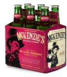 McKenzie's Black Cherry Hard Cider Beer