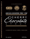 Stone Cherry Chocolate Stout Beer