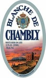 Unibroue Blanche De Chambly Beer
