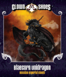 Clown Shoes Blaecorn Unidragon Beer