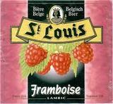 St. Louis Framboise Beer