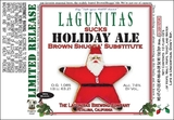 Lagunitas Sucks Holiday Ale Beer