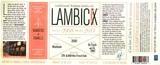 Vanberg et Famille LambickX Beer