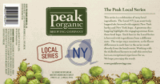 Peak Organic Local Series New York Beer