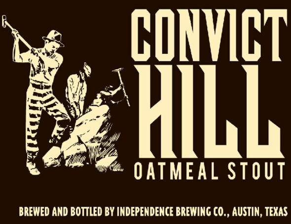 Independence Convict Hill Oatmeal Stout Beer