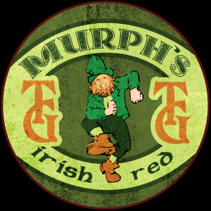 Photo of Toppling Goliath Murphy's Irish Red Beer Label
