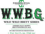 Crooked Stave Wild Wild Brett Green Beer
