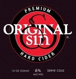 Original Sin Apple Cider Beer