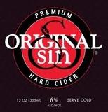 Original Sin Apple Cider Beer