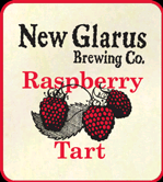 New Glarus Raspberry Tart Beer