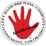 Left Hand Ambidextrous Beer