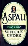 Aspall Organic Cider Beer