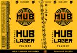 HUB Organic HUB Lager Beer