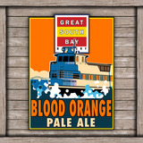 Great South Bay Blood Orange Pale Ale Beer