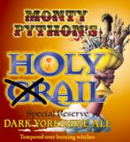 Black Sheep Monty Python's Holy Grail Black Knight's Reserve Beer