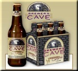 Brewer's Cave Golden Caramel Lager Beer