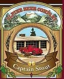 Alpine Captain Stout Beer