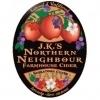 J.K.'s Scrumpy Northern Neighbour Saskatoon Cuvee Beer