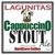 Lagunitas Cappuccino Stout Label