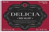 Delicia Red Velvet Beer
