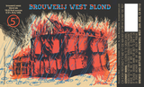 Brouwerij West Blonde Beer