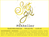 Mikkeller Sort Gul Black IPA Beer
