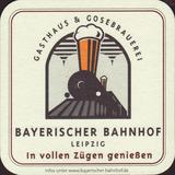 Gosebrauerei Bayrischer Banhof Geisterzug Beer