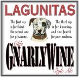 Lagunitas Gnarlywine 2009 Beer