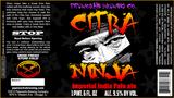 Pipeworks Citra Ninja Imperial IPA Beer
