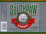 Southpaw Light Beer