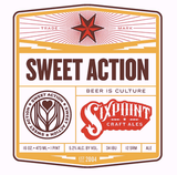 Sixpoint Sweet Action Beer