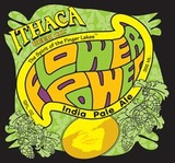 Ithaca Flower Power Beer