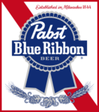 Pabst Blue Ribbon (PBR) Beer