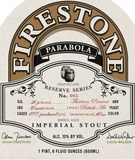 Firestone Walker Parabola 2013 Beer