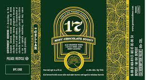Perennial 17 Mint Chocolate Stout Beer