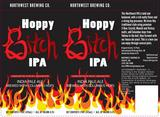Northwest Hoppy Bitch IPA Beer