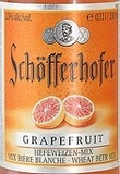 Schofferhofer Grapefruit Hefeweizen Beer