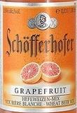 Schofferhofer Grapefruit Hefeweizen Beer