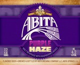 Abita Purpe Haze Beer