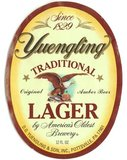 Yuengling Lager Beer