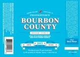 Goose Island Proprietor's Bourbon County Stout Beer