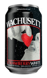 Wachusett Strawberry White Beer