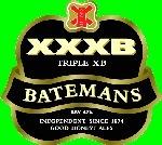 Bateman's XXXB Beer