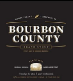 Goose Island Bourbon County Stout Beer