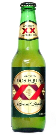 Dos Equis XX Lager Beer