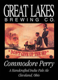 Great Lakes Commodore Perry IPA Beer