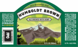 Nectar Ales Humboldt Brown Hemp Ale Beer