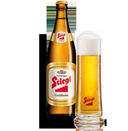 Stiegl Goldbrau Beer