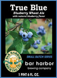 Bar Harbor Brewing True Blue Blueberry Ale Beer